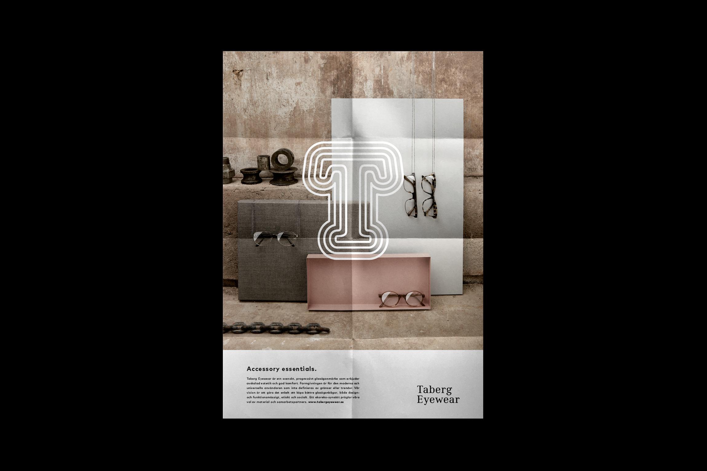 Poster för Taberg Eyewear