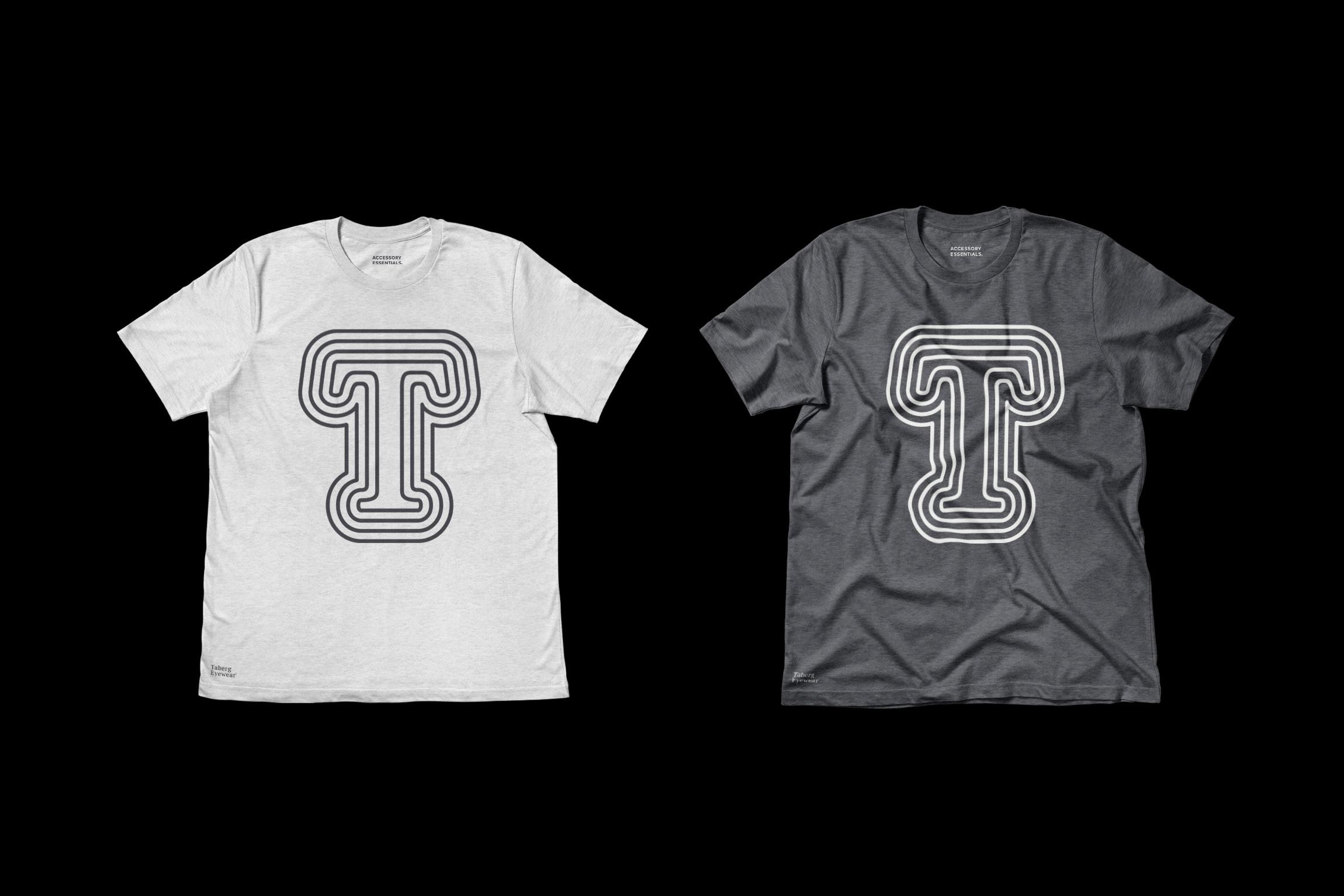 T-shirts för Taberg Eyewear