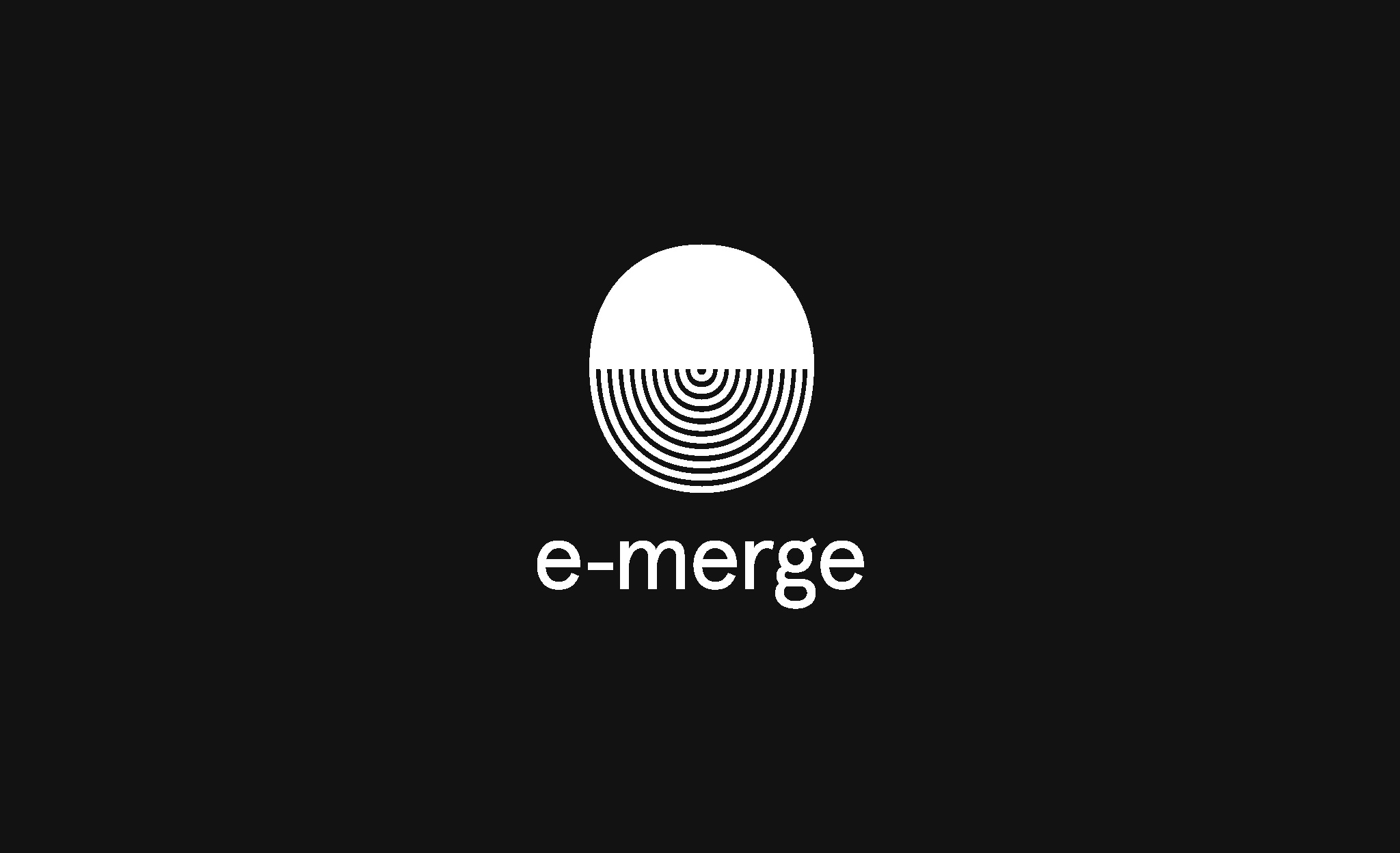 e-merge logotype